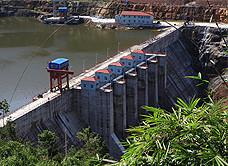 柬埔寨额勒赛水电站
